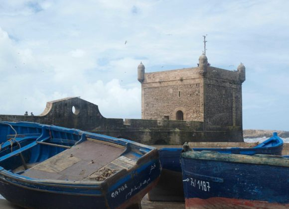 Puerto essaouira